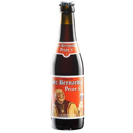 Cerveja Belga St Bernardus Prior 8
