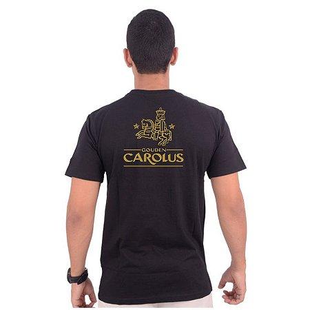 Camisa Carolus Preta