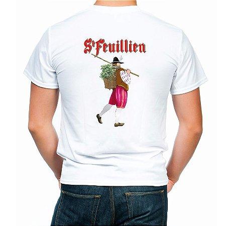 Camisa da Cervejaria Belga St Feuillien