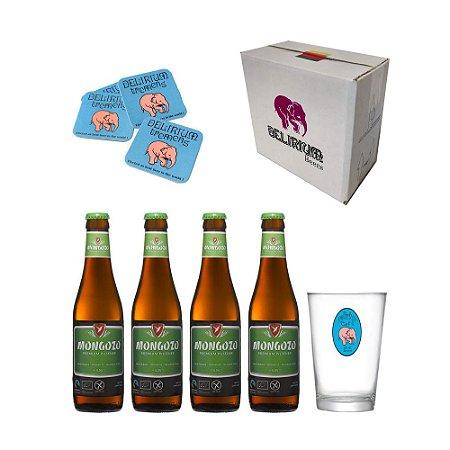 Kit Cerveja Sem Gluten Mongozo + Caldereta Deliruim Cafe