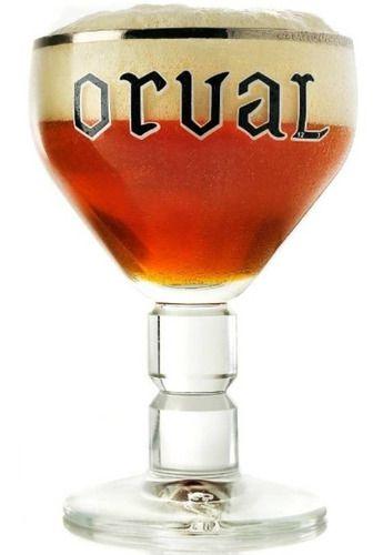 Copo Orval Cerveja Trapista