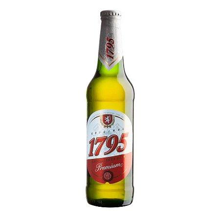 Cerveja Tcheca 1795 Premium Lager 500ml