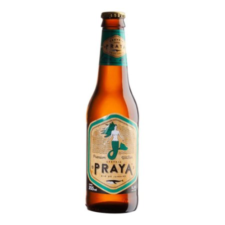 Cerveja Carioca Praya 355ml