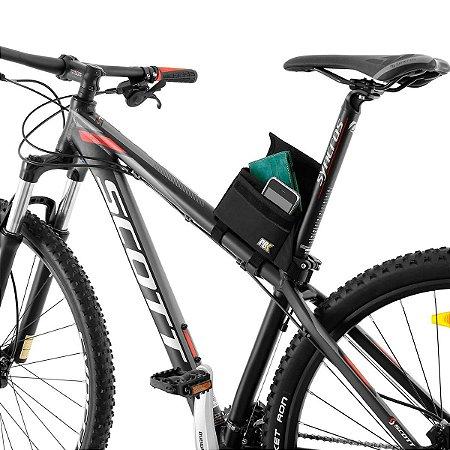 Bolsa Para Quadro De Bicicleta Nylon 0.3 L 0107A Pró Bike