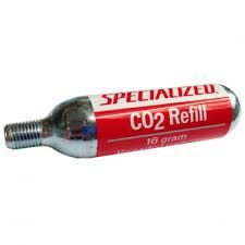 Refil CO2 Specialized 16g Canister - R$ 16,00