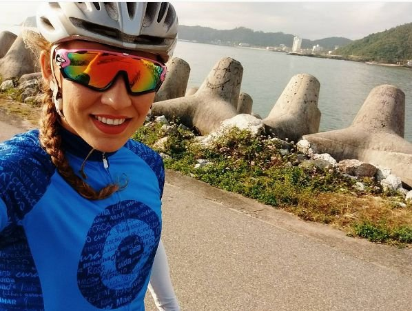Camisa Ciclismo Novembro Azul