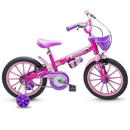 Bicicleta  Infantil Top Girls Nathor Aro 16