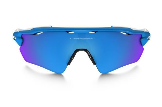Óculos Oakley Radar EV PATH Azul Branco Lente Shapphire