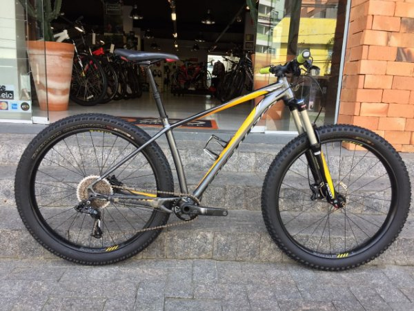 Bike Specialized Fuse - Cinza - Seminovo