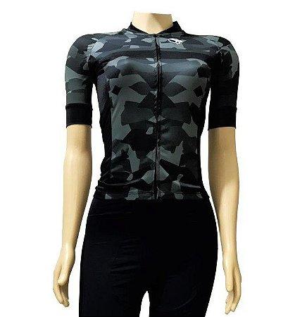 Camisa Feminina Army Sport Xtreme - Camuflada