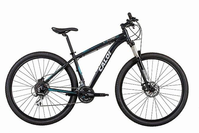 Bicicleta Aro 29 Caloi Explorer 20 - Quadro 17
