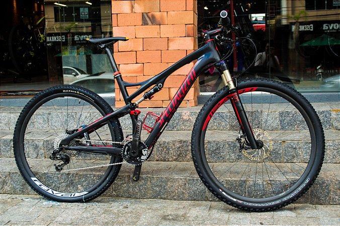 Bicicleta Specialized Epic FSR Carbon - Tamanho 19 - Seminova