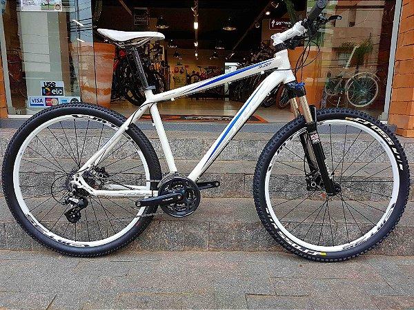 Bicicleta Soul Alumínio SL227 - Branca - Tamanho 19 - Seminovo