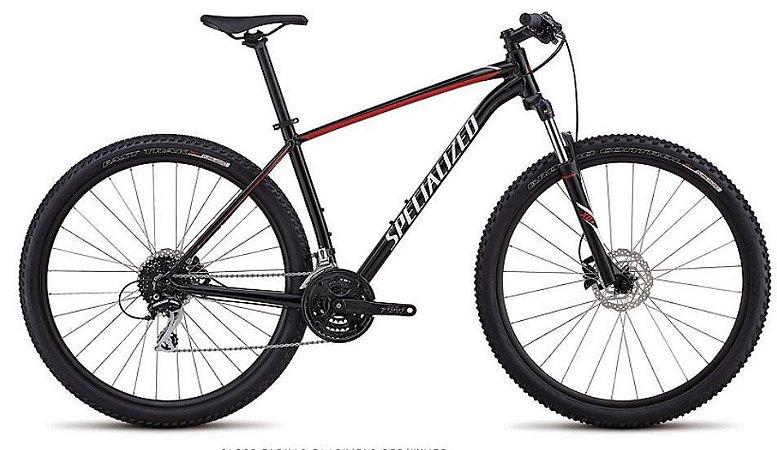 Bicicleta Specialized Rockhopper Sport Masculina - R$ 3.499,00