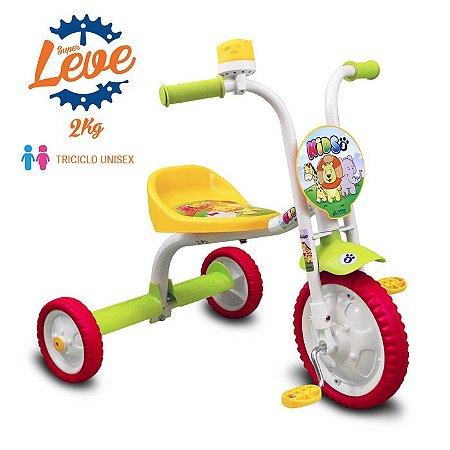 Triciclo Infantil Nathor Kids 3