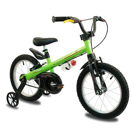 Bicicleta Infantil Nathor Aro 16 Apollo
