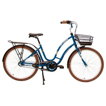 Bicicleta Masculina Aro 26 Nathor Anthon Azul