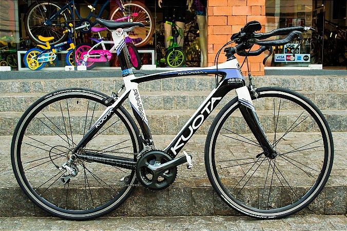 Bicicleta Speed Kuota Kharma Tamanho 50-52 - Seminova