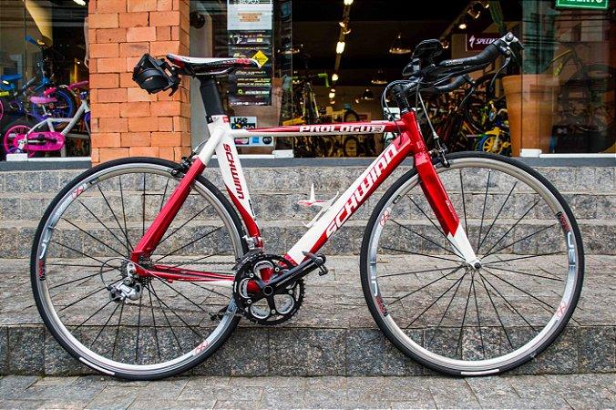 Bicicleta Schwinn Prologue Quadro em Alumínio 20 velocidades