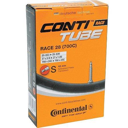 Câmara Ar Continental Race 28 (700x18/25C) Presta