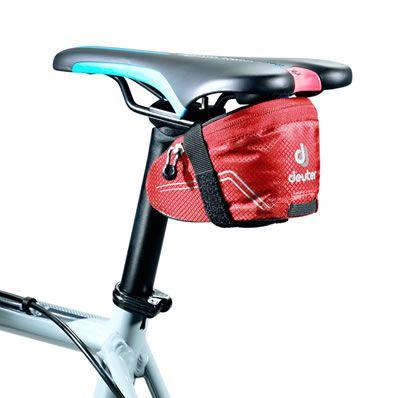 Bolsa de Selim Deuter Bike Race II Vermelha