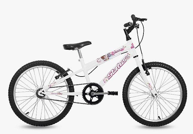 Bicicleta Status Belíssima R20 Branca