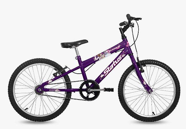 Bicicleta Status Belíssima R20 Violeta