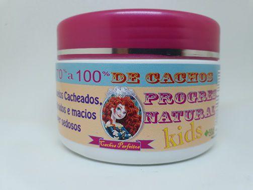 70% à 100% de Cachos Progres Natural Kids 300grs