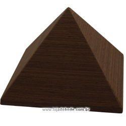 Pirâmide Egípcia em Madeira (12cm)