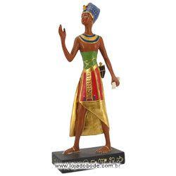 Estatueta Figura Egipcia - 22cm