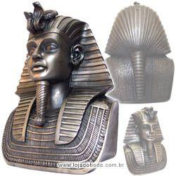 Faraó (Bronzeado) - 32cm