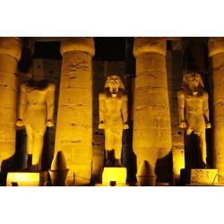 Tela - Ramsés II - Egito - Alto Brilho