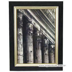 """Quadro """"Joias da Arquitetura"""" Templo"""