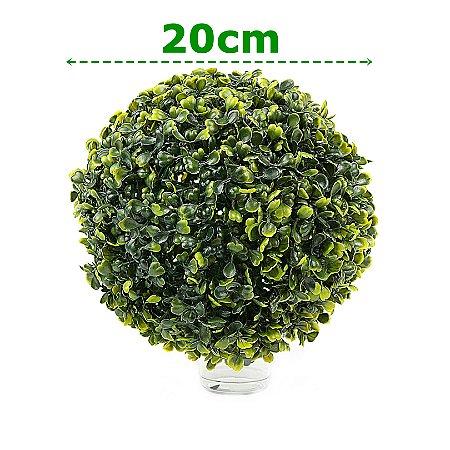 Bola de Buchinho Artificial de Plástico 20 cm