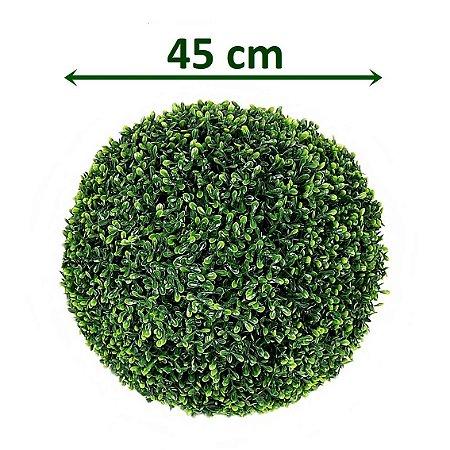 Bola de Buchinho Artificial de Plástico 45 cm