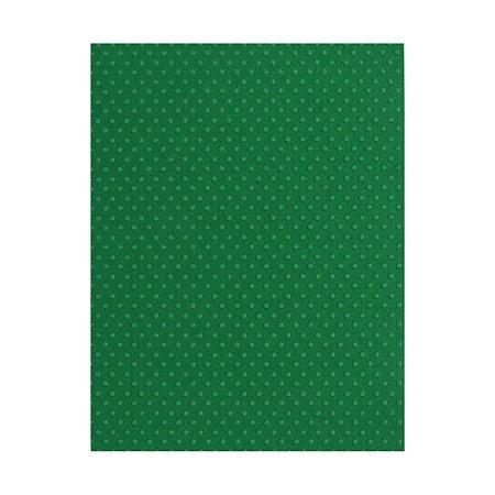 Placa de Textura Emboss 10,6 cm x 15 cm Mini Poá Bolinhas