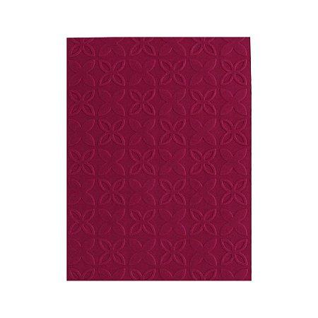 Placa de Textura Emboss 10,6 cm x 15 cm Azulejo Português
