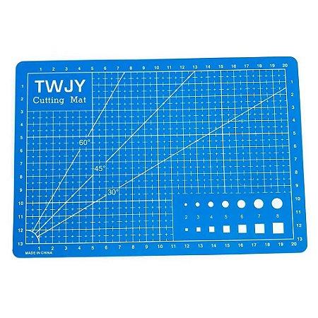 Placa Base de Corte para Scrapbook e Pathwork 22 cm x 15 cm