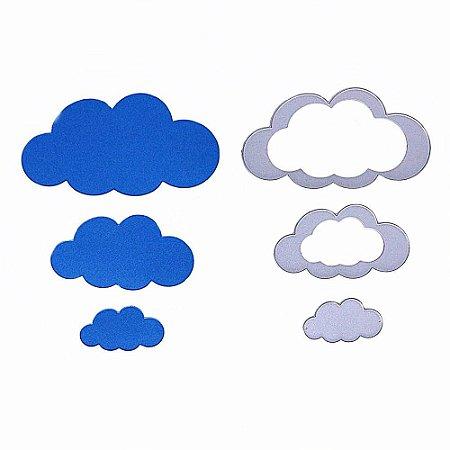 Faca de Corte Nuvem 3 Peças