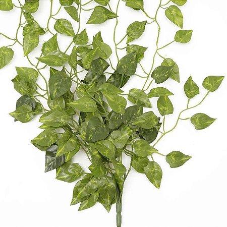 Pendente Folhagem com Folhas de Jiboia 90 cm