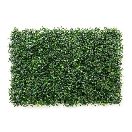 Placa de Buchinho Artificial Plástico 60 cm x 40 cm