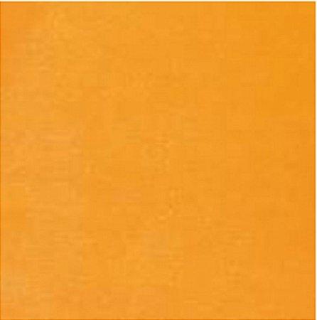 Papel para Scrapbook Escovado 30,5x30,5 Art0106 Tangerina Fluor