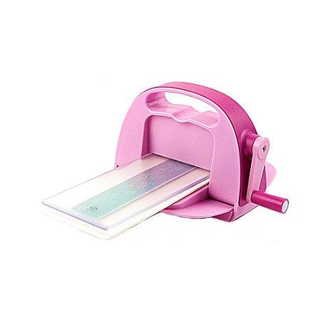 Máquina de Emboss Corte Vinco Mini Dyeart A6