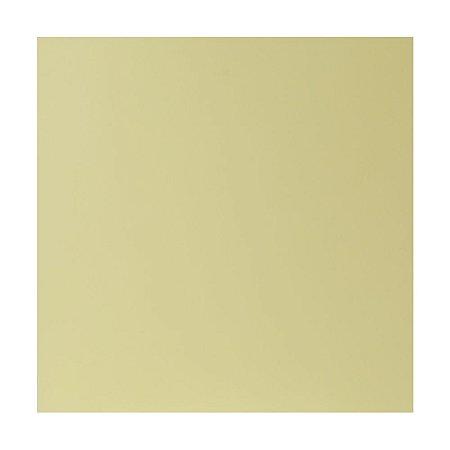 Kit Papel Cardstock Scrap Primavera Amarelo 5 Folhas