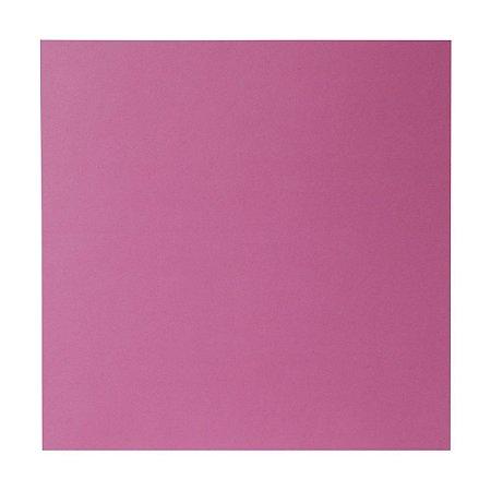 Kit Papel Cardstock Scrap Winter Inverno Rosa Pink 5 Folhas