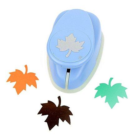 Furador para Papel 5 cm Folha Maple