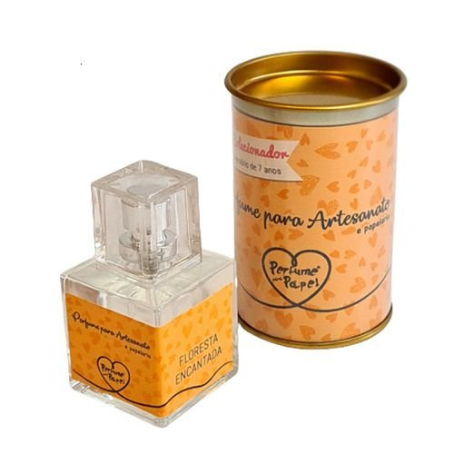 Perfume para Papel Floresta Encantada 50ml Ed Colecionador