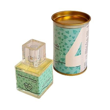Perfume para Papel Melissinha 50ml Edição Colecionador