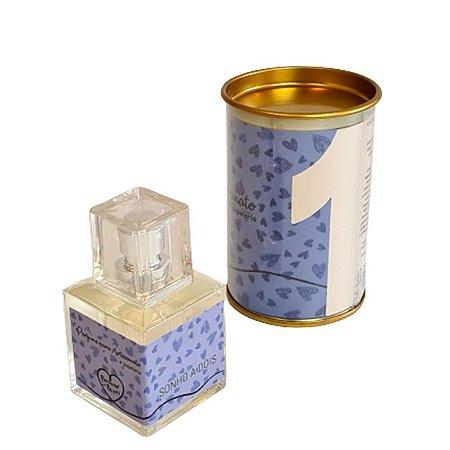 Perfume para Papel Sonho a Dois 50ml Edição Colecionador