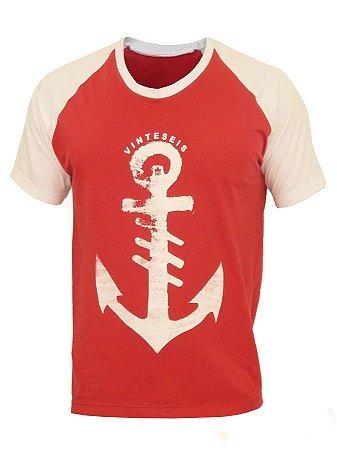 Camiseta Raglan Anchor
